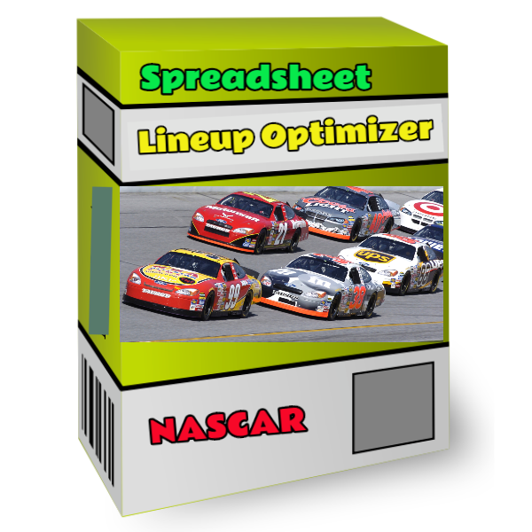 Nascar lineup optimizer spreadsheet