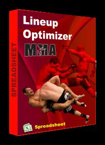 mma spreadsheet lineup optimizer